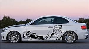 Anime Car Vinyl Graphics Bleach Manga Ho Buy Online In Brunei At Desertcart