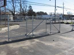 Rite Way Fencing Rolling Gates In Canada