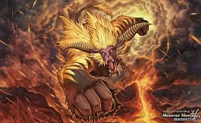 hd wallpaper monster hunter rajang