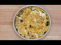 homemade senior dog food recipe you