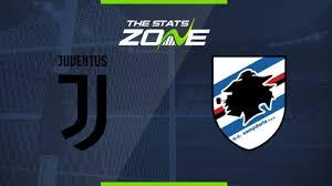 2019-20 Serie A – Juventus vs Sampdoria Preview & Prediction - The Stats  Zone