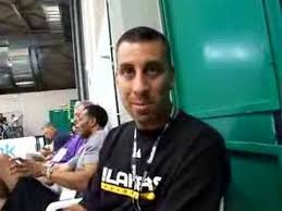 Lakers Scout Adam Filippi at the Reebok Eurocamp in Treviso - YouTube