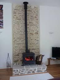 images wood burner with no chimney