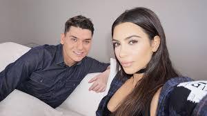 meet kim kardashian makeup artist