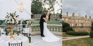 castle hill at crane estate wedding