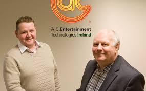 AC-ET Ireland Ltd Opens for Business | A.C. Entertainment Technologies Ltd