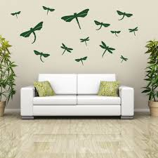 Shop Dragonfly Set Wall Decal Sticker Mural Vinyl Decor Wall Art Overstock 11190448