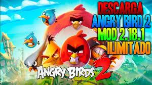 Descarga Angry Bird 2 MOD todo ilimitado - YouTube