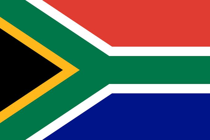 """Resultado de imagem para bandeira africa do sul"""""""