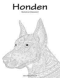 Honden Kleurboek Voor Volwassenen 2