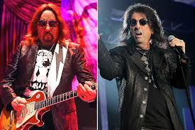 Ace Frehley Plans Tour With Alice Cooper