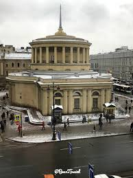 Travel Diary to Russia - การผจญภัยในนครเซนต์ปีเตอร์สเบิร์ก Adventures in  Saint Petersburg Ep.1 - Pantip