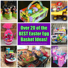 20 of the best easter basket ideas