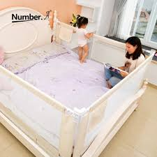 Children S Playpen Bed Fence Child Safety Barrier Railing For Kids Fenced Railing Bed Sides Safety Gates For Baby Fenced Barrier Gates Doorways Aliexpress