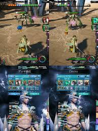 Mobius Final Fantasy JP & EN – Those HD Graphics