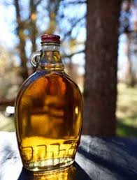 collect sap make syrup tap my trees