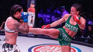 Julia Budd vs. Arlene Blencowe 2 - MMA Full Fight Video - Budd vs. Blencowe  2