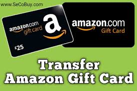 transfer your amazon gift card balance