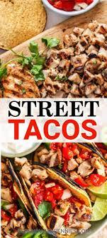 en street tacos easy to make