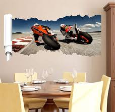 Buy Gadgets Wrap Race Ktm Scratched Paper Roll Style Wall Decal 50cmx90cm Online At Low Prices In India Amazon In