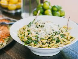 Lemony Pasta Salad Recipe with Rocket ...