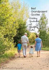 best grandparent quotes including grandmother and grandfather