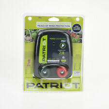 Patriot Pe2 Electric Fence Energizer For Sale Online Ebay