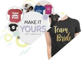 Myog Design Your Own T Shirt Iron On Print Transfer