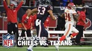 Wild Card - Wild Start! Knile Davis 106-yard Kickoff Return TD ...