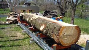 fastest homemade wood sawmill machines