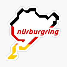 Race Track Stickers Redbubble