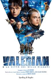 Amazon.it: Valerian e la città dei mille pianeti - Golden ...