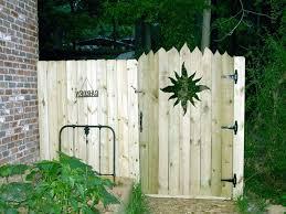 Innovative Privacy Fence Designs Icmt Set