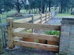 Chum Creek Fencing And Excavation Garden Gates And Fencing Farm Gate Entrance Farm Gate