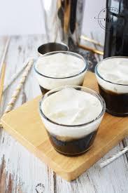 coffee liqueur with vanilla beans