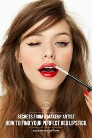 secrets from a makeup artist how to