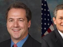 Health care, high court battle dominate Montana Senate race   News Break