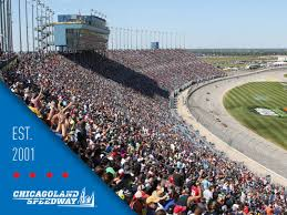 chicagoland sdway hosts nascar cup