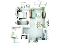 one bedroom apartment design ideas