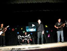 """Spamm (with Christian as lead vocals) performing Weezer's """"Pork and Beans""""  on Vimeo"""