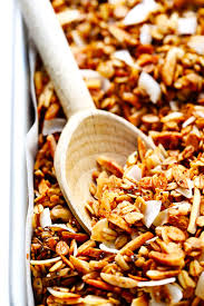 the best healthy granola gimme some oven