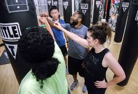 le boxing club joins with thrive gym