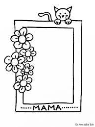Kleurplaten Voor Mama Kleurplaten Vaderdag