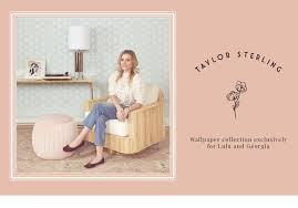 wallpaper collection taylor sterling