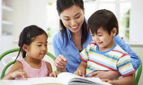 Những sai lầm về hành vi khi dạy tiếng Anh cho trẻ - Cửa sổ vàng