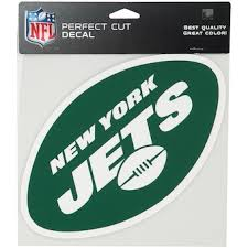 New York Jets Car Decals Decal Sets Jets Car Decal Shop Cbssports Com