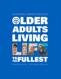 LSS 2015 Honor Roll by Lutheran Senior Services - issuu