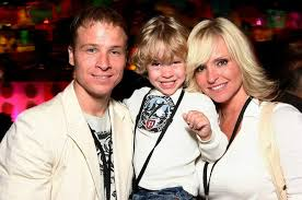 Boys To Men: Backstreet Boys Brian Littrell's Son Is Now 16 And Just  Released His First Country Song