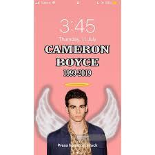 Cameron Boyce😭💔🕊 @thecameronboyce ...