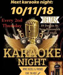 Myke Bizzell - Every 2nd Thursday @deltas99 come sing a... | Facebook